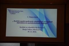 I simpozijum Fizioterapeutske asocijacije Srbije